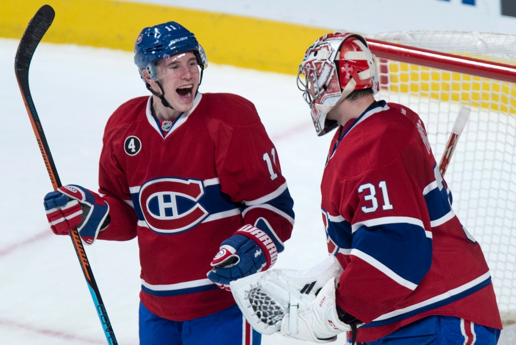 Price and Gallagher celebrate shut out