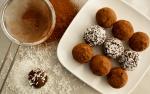 Honey Cocoa Balls