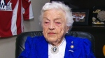Former Mississauga mayor Hazel McCallion, 94, speaks with CTV's Question Period on Sunday, March 1, 2015.