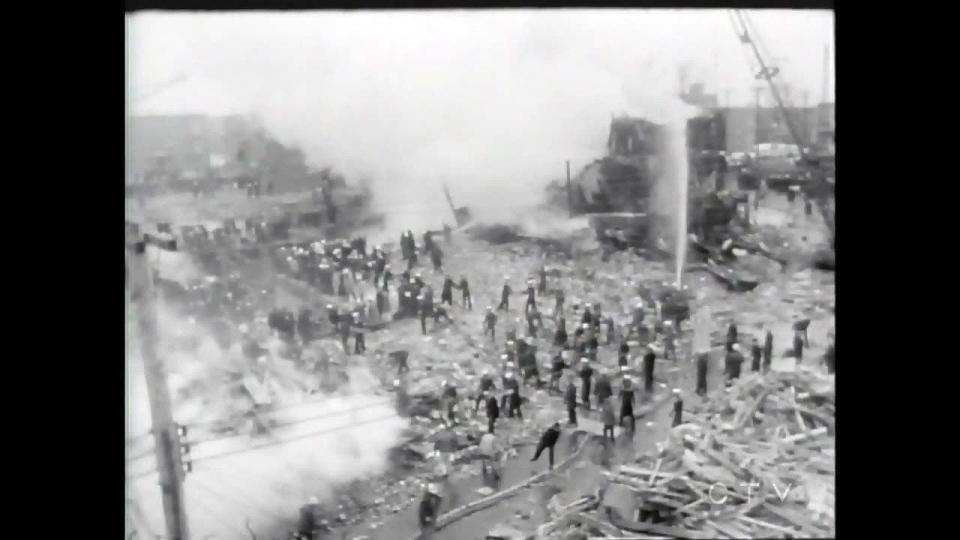 LaSalle explosion anniversary