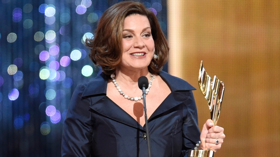 Lisa LaFlamme Named Best National News Anchor At Canadian