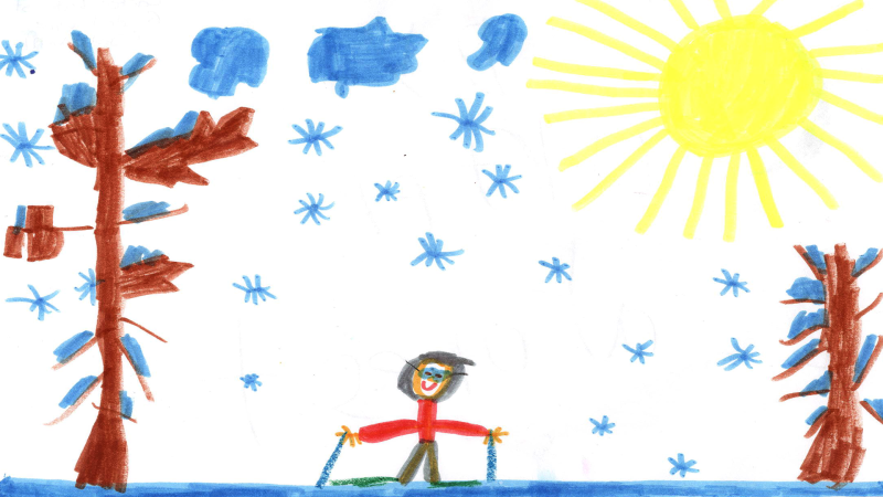 Carter Laforest, 6 years old, Grade 1, St. John XXIII School