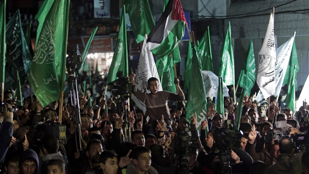 Palestine's Hamas to ease stance on Israel