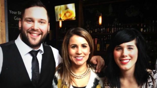 Ana Almeida caught up with Newfoundland duo Fortunate Ones.