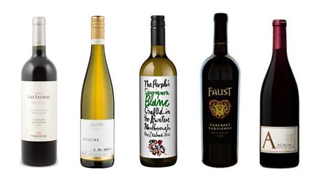 Natalie Maclean's Wines of the Week for Mar. 2