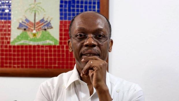 Former Haitian President Jean-Bertrand Aristide