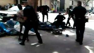 CTV National News: Shooting on Skid Row