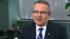 CFIB speaks with CTV News