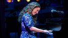 Chilina Kennedy performs in the musical Beautiful in New York in this recent handout photo. (THE CANADIAN PRESS/HO - Joan Marcus)