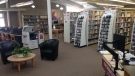 Inside a Windsor Public Library branch in Windsor, Ont., on Tuesday, March 3, 2015. (Chris Campbell / CTV Windsor)