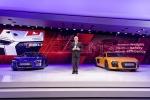 2016 Audi R8 unveiled (photo: Newspress)