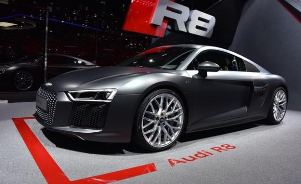 2016 Audi R8 is automarker's fastest, most powerful car ever | CTV