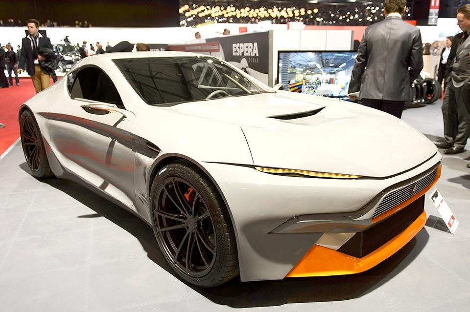 In Pictures 2015 Geneva Motor Show