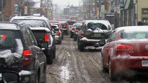 CTV National News:  Winter won't go away
