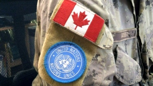 Canadian Forces in South Sudan