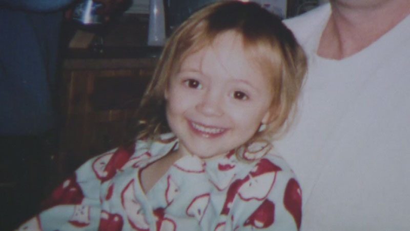 Samantha Mercer died from a significant brain injury at the age of three in 2005.