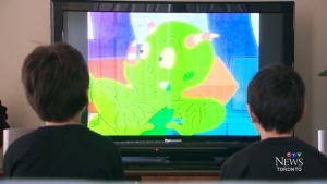 CTV Toronto: Screen time leads to inactivity