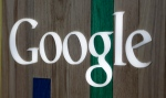 This April 9 2014, file photo, shows the Google logo at a store in Hialeah, Fla. (Alan Diaz / AP Photo)