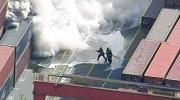 LIVE2: Hazmat situation at Port Metro Vancouver