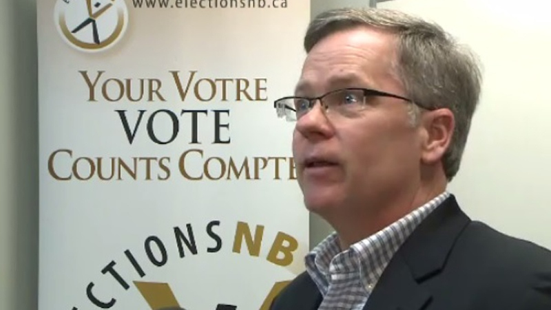 Elections NB spokesperson Paul Harpelle said their report found it was a glitch in the vote-counting software that caused the problems on election day.