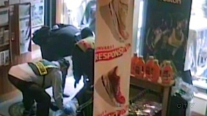 New video shows grisly aftermath of Boston bombing