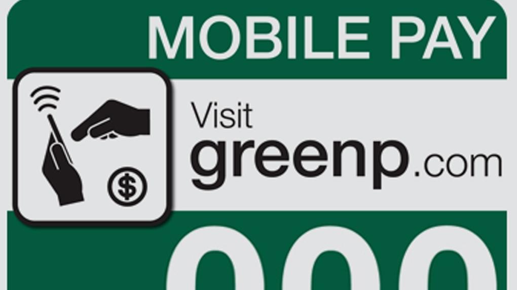 Green P mobile app