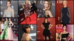 While the premiere of 'Cinderella' brought a chillingly gorgeous dress to the red carpet, some stars warmed things up with a bit of colour. CTVNews.ca has this weeks red carpet looks.