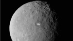 The dwarf planet Ceres, taken by the space agency's Dawn spacecraft from a distance of nearly 46,000 kilometres is shown in this Feb. 19, 2015 image provided by NASA. (AP / NASA / JPL-Caltech / UCLA / MPS / DLR / IDA)