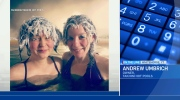 Canada AM: Frozen hair contest