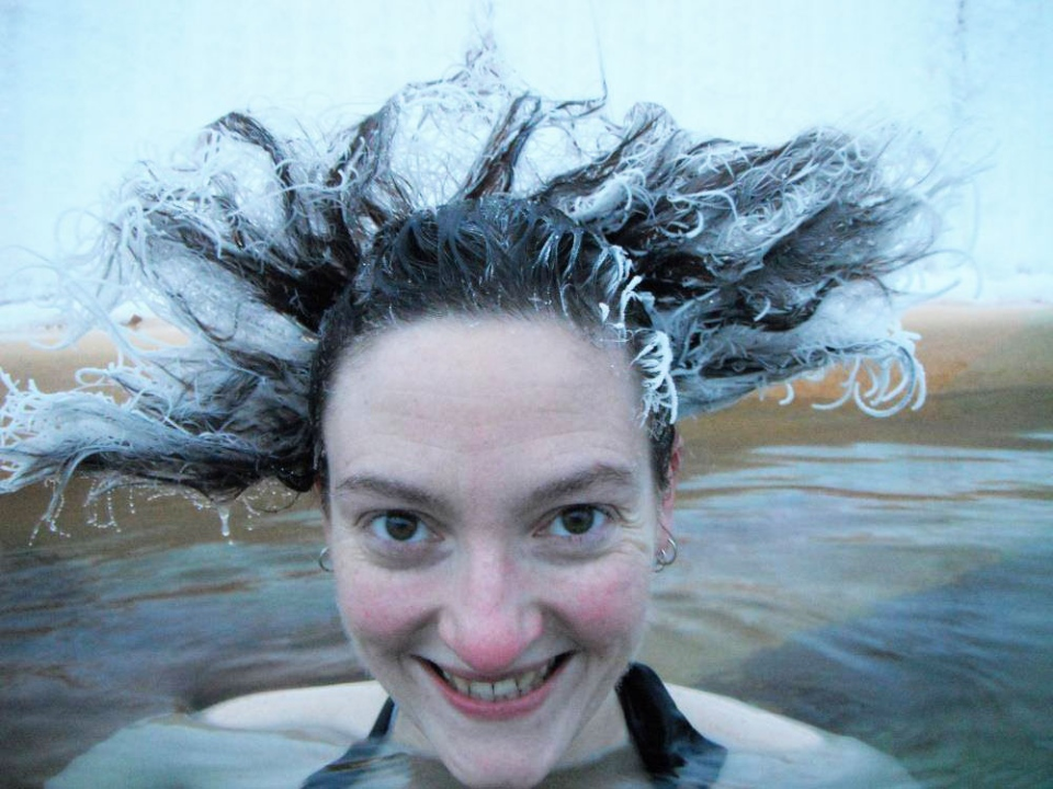 Image result for canada Hair Freezing Contest