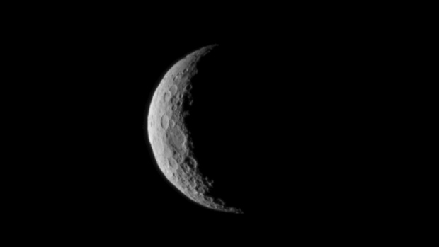Dwarf planet welcomes first visitor, NASA spacecraft now ...