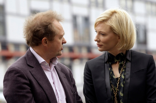 Cate Blanchett and husband Andrew Upton have adopted a ... Cate Blanchett Husband