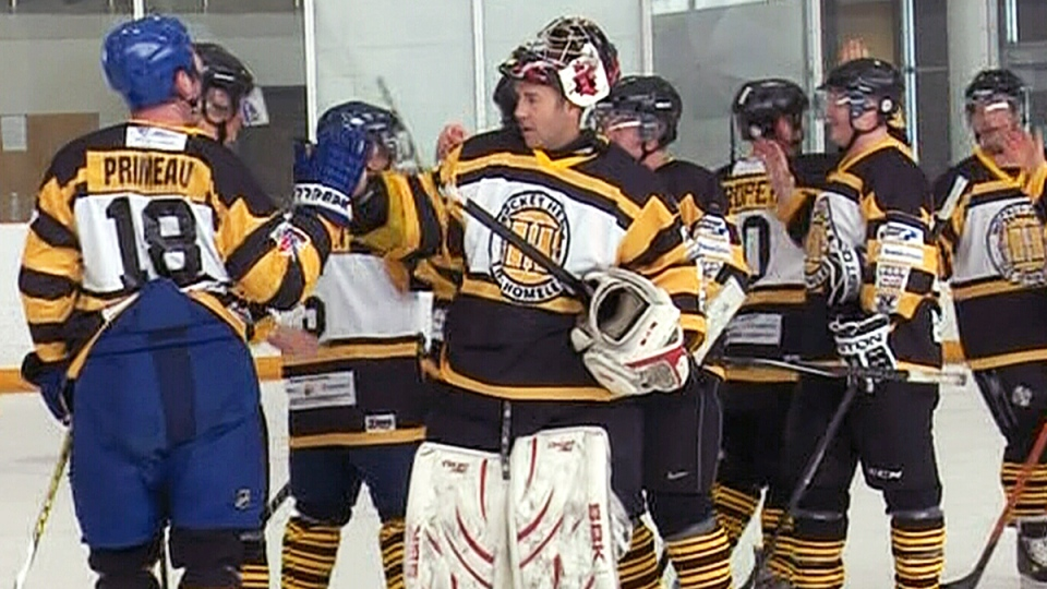 CTV Barrie: Hockey Helps the Homeless