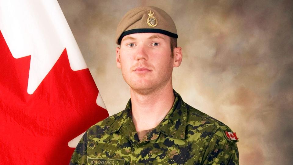Sergeant Andrew Joseph Doiron