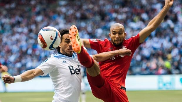 Toronto FC v. Vancouver Whitecaps