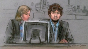 Relatives of Boston bomber to testify at trial