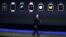 Apple launches watch