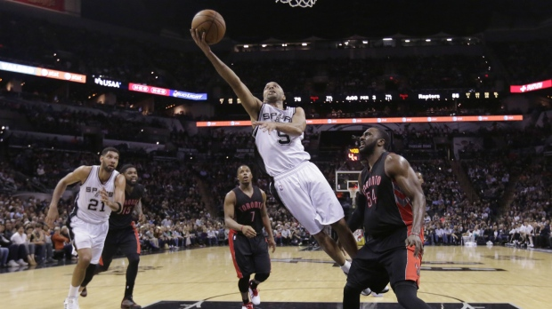 Spurs beat Raptors for sixth straight win