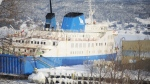 Canada AM: MV Apollo ferry stranded
