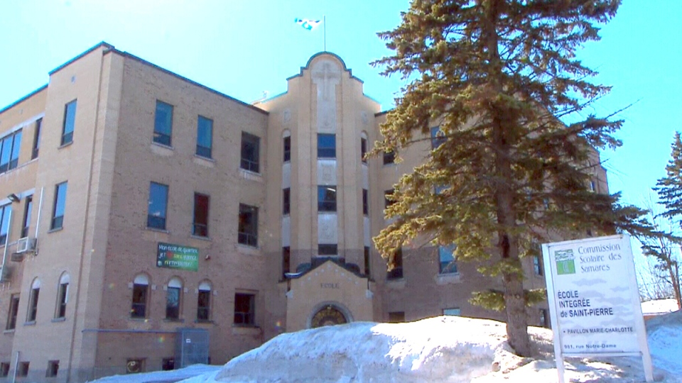 Health officials say a student infected with measles attended class at the Ecole Integree de Saint-Pierre in Lanaudiere, Que.