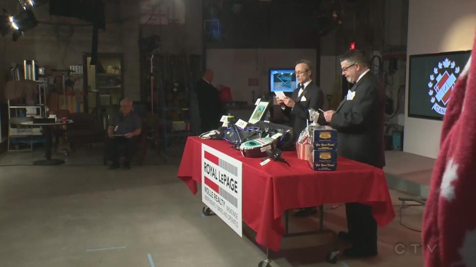 CTV Kitchener: 60 years of Kinsmen auction