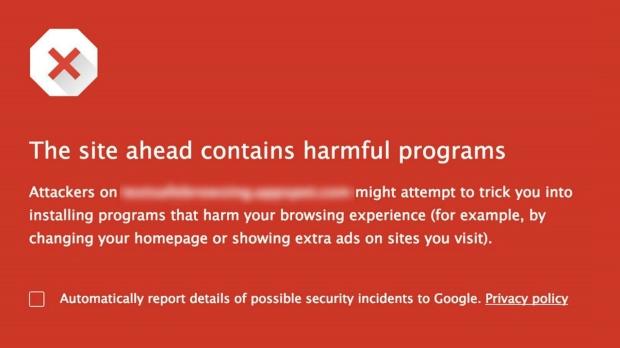Google improving protection against websites