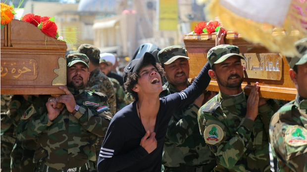 Timeline Isis Atrocities Gains Amid Iraqi Offensive