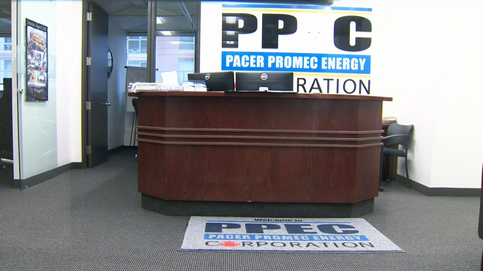 Pacer Promec Energy Corporation sub-contracted the employees who were laid-off Tuesday, March 10, 2015.