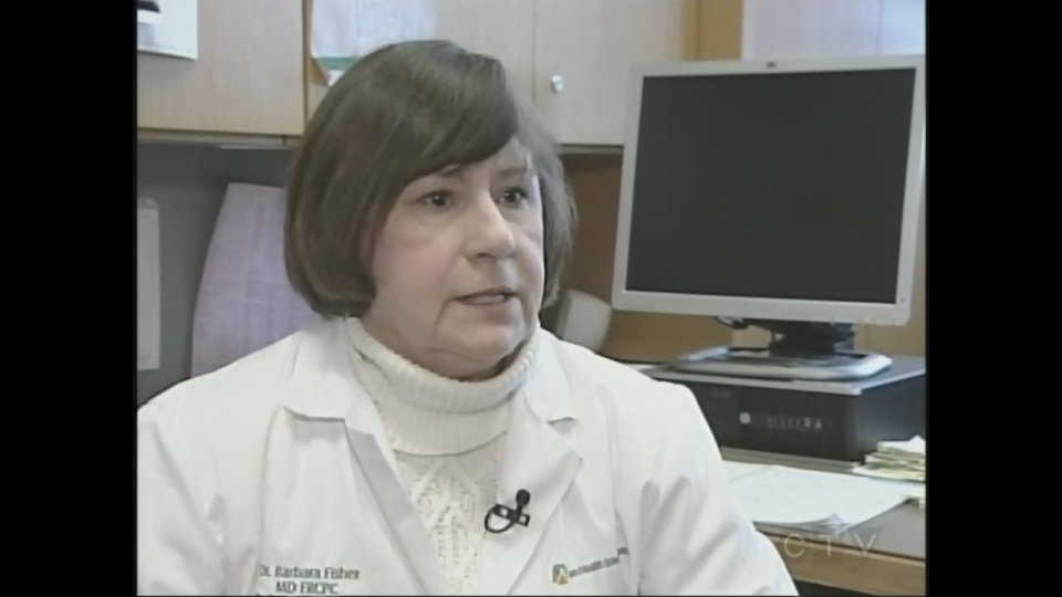 Dr. Barbara Fisher is part of Canadian-U.S. research team, looking into treatment for low-grad gliomas.