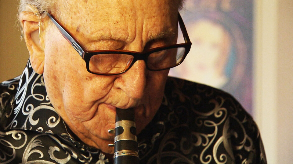 Dal Richards, Vancouver's 'King of Swing' spent 25 years playing with his band on a nationally broadcast radio show and at the age of 97, he's showing no signs of slowing down.