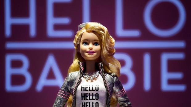 Mattel's Hello Barbie