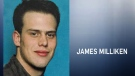 James Milliken - Memorial picture