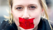 Bill C-51: Mass protests take place across Canada