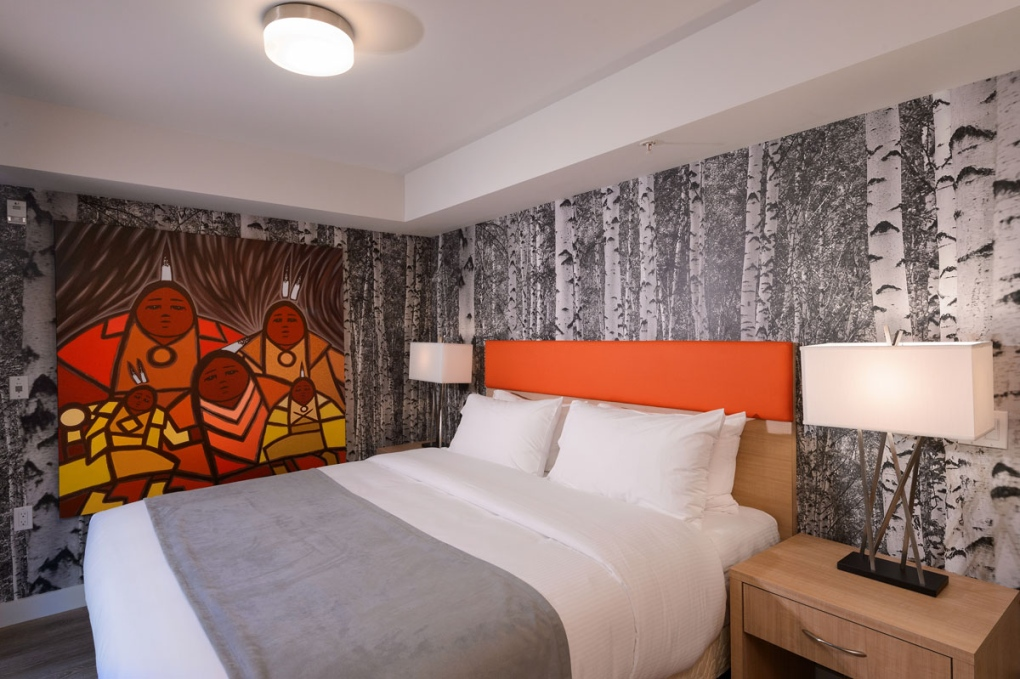 Themed hotel rooms vancouver